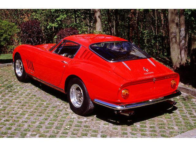 1966 Ferrari 275GTB Aluminium Berlinetta 7927GT