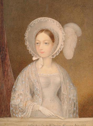 William Corden (19th Century) 'Queen Victoria'