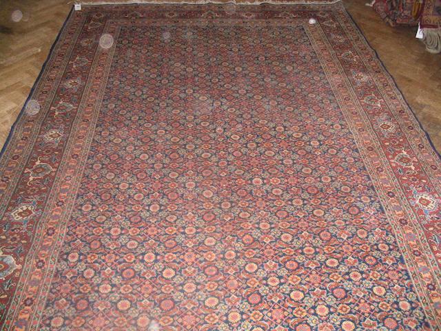 A Tabriz carpet North West Persia, 301cm x 200cm