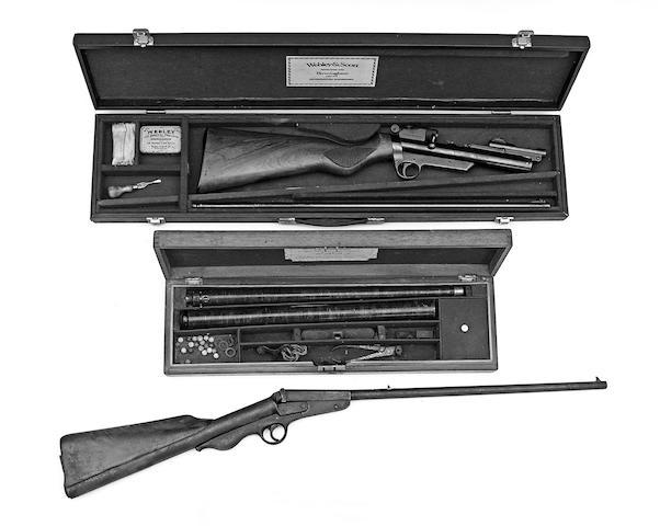 A Britannia air rifle