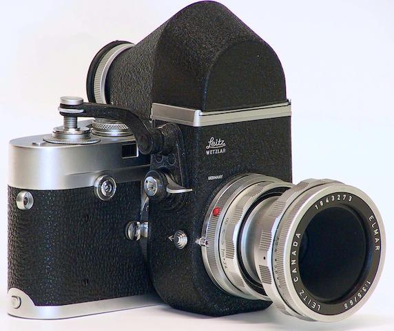 Leica M2 camera,