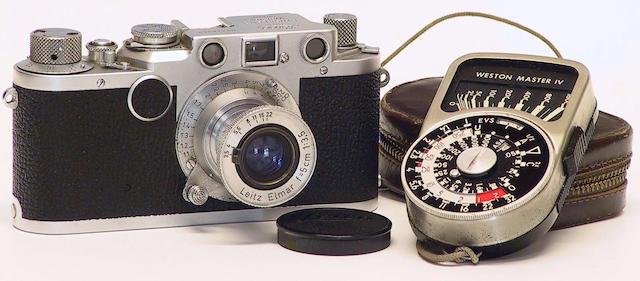 Leica IIF,