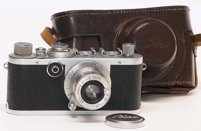 Leica IF camera,