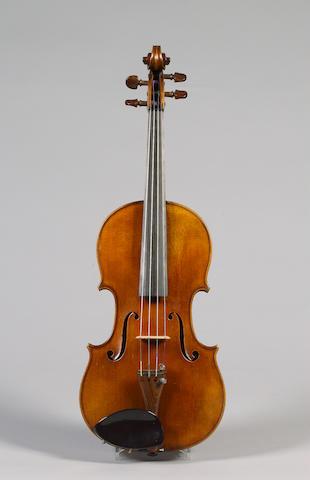A very fine French Violin, School of Derazey