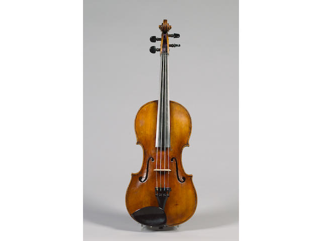 An interesting Violin  circa 1800
