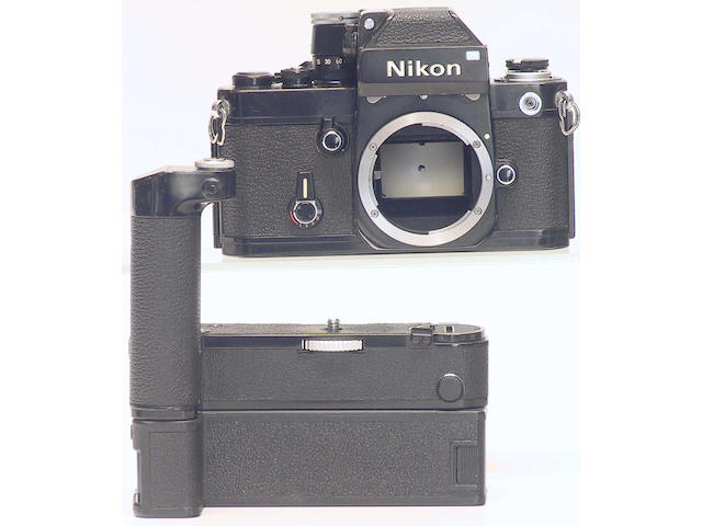 Nikon F2 Photomic camera,