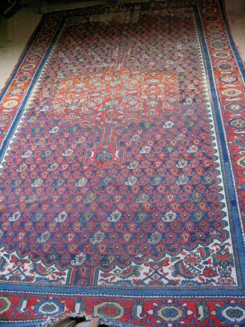 A Bakthiar carpet West Persia, 358cm x 210cm
