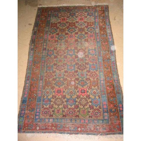 A Hamadan rug, 1.78 x 1.10cm, 1.65 x 1.09cm