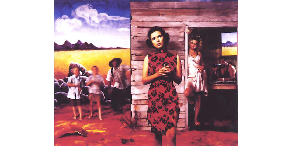 TRACEY MOFFATT Something More No 1, 1989/1992