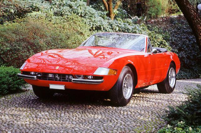 1970 Ferrari 365GTB/4 Daytona Spyder 13351