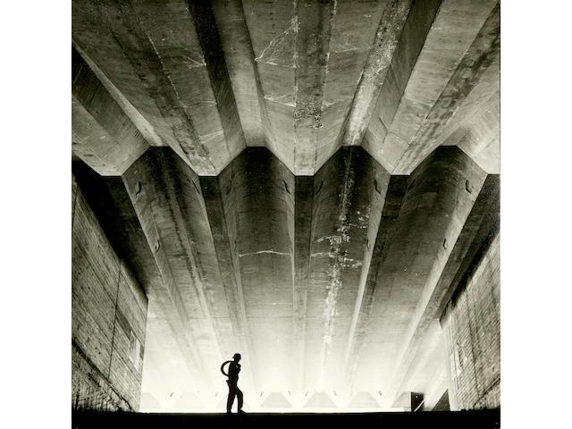MAX DUPAIN (Australian 1911-1992) Sydney Opera House