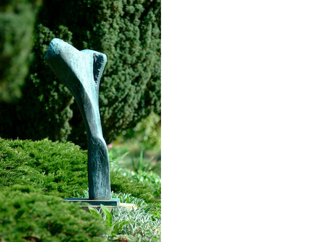 Dame Barbara Hepworth (1903-1975) Torso I (Ulysses) 133 cm. (52 1/4 in.) high (including base)