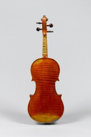 A fine French Violin by E Bonnel