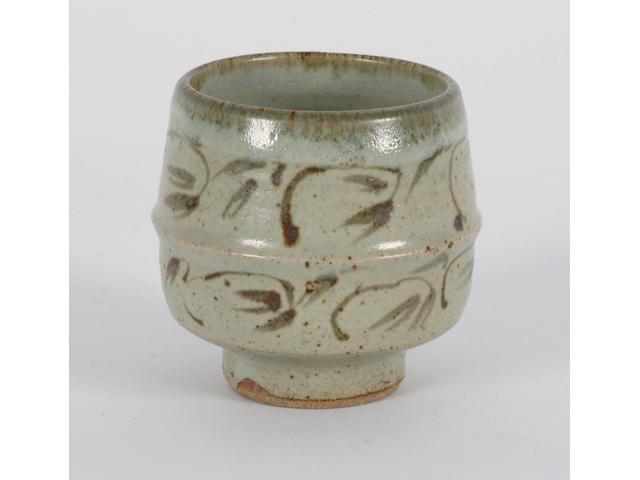 A Henry Hammond cup
