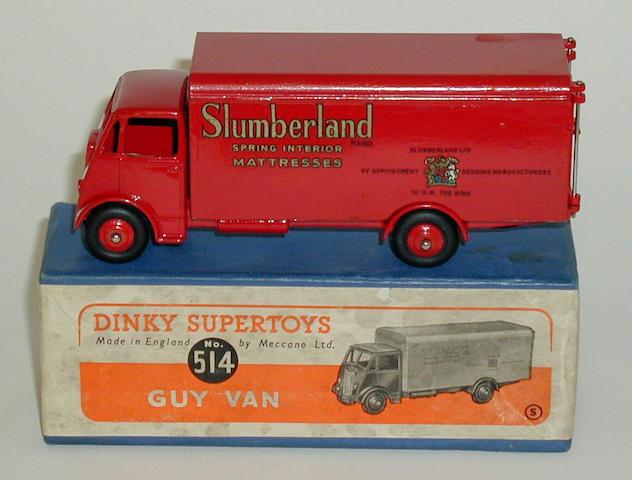 Dinky 514 Guy van Slumberland