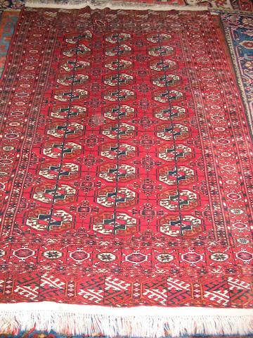 A Tekke rug West Turkestan, 185cm x 119cm