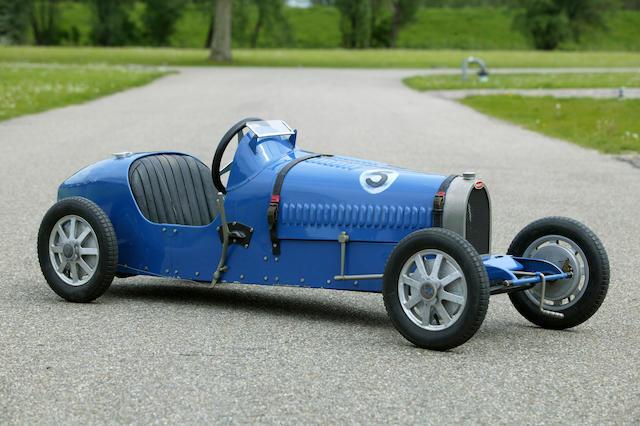 Bugatti Type 52 Child's Car Replica  Chassis no. 008 B