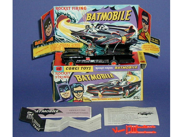 Corgi 267 Batmobile