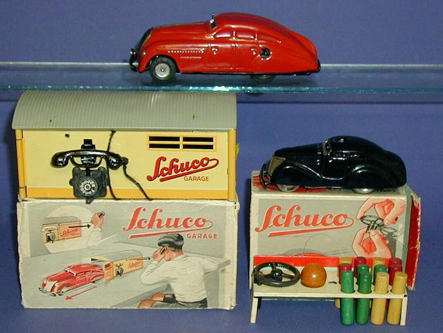 Schuco (Made in Germany) Garage 1500 3
