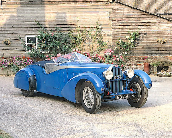 Originally the property of Col. G M Giles,1935 Bugatti Type 57TT Four Seat Tourer - 'Terese' 57316