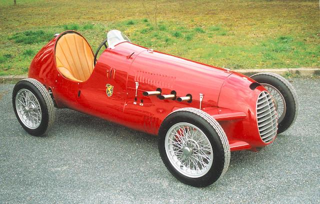 1946-type Cisitalia D46 Monoposto Corsa  Chassis no. 27