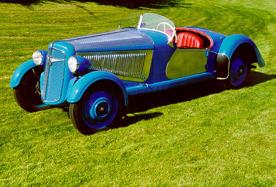 1937 Adler Trumpf Junior Roadster  Chassis no. 147618X