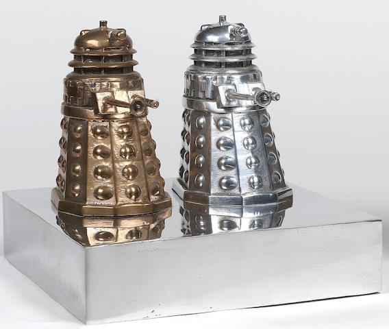 Clive Barker Daleks