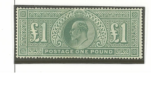 1902-13 K.E.VII: A fresh mint collection, varied condition on leaves, inc. good range of shades, 190