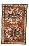 A Chelaberd rug South West Caucasus, 226cm x 144cm