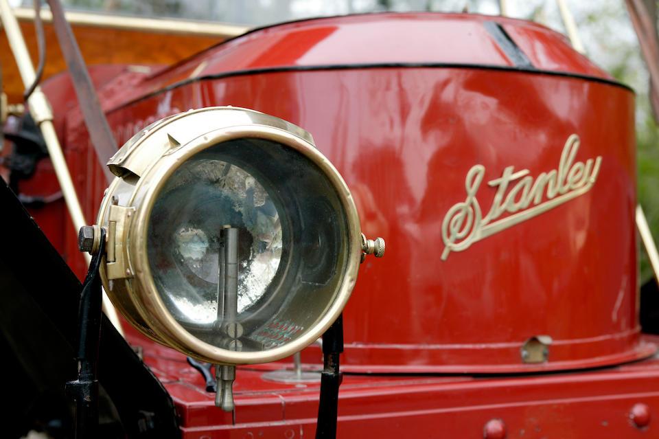 1910 Stanley Steamer 10hp Five-passenger Tourer