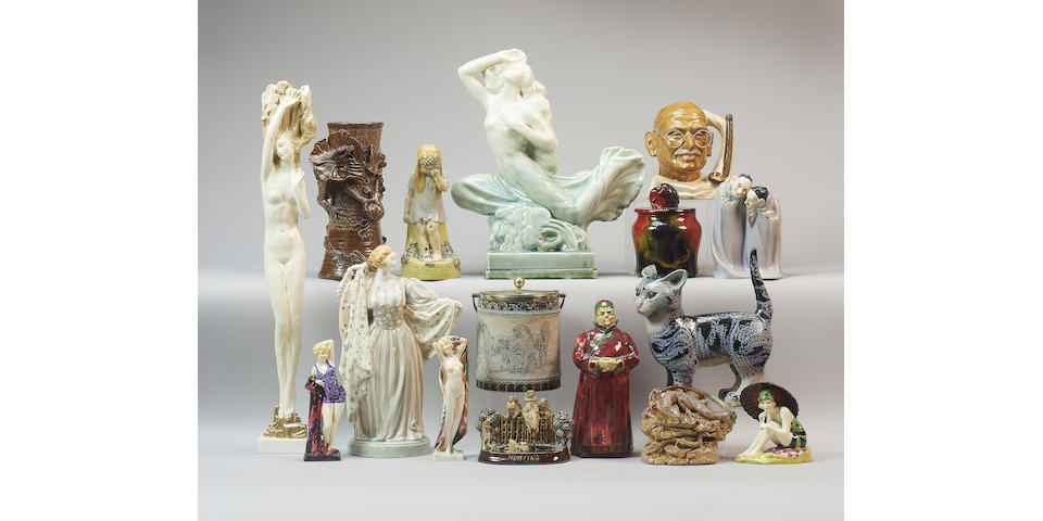 Selected Items from the Doulton Museum