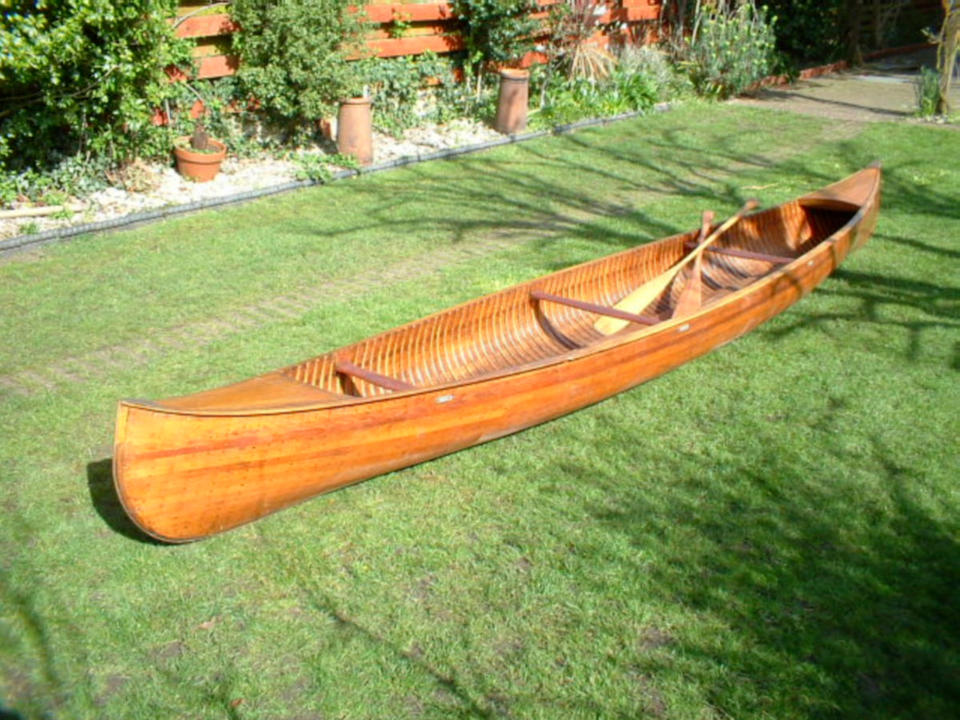 A Canadian Canoe