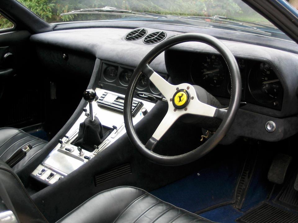 1972 Ferrari 365GTC/4 Coupe  Chassis no. 15999 Engine no. 15999