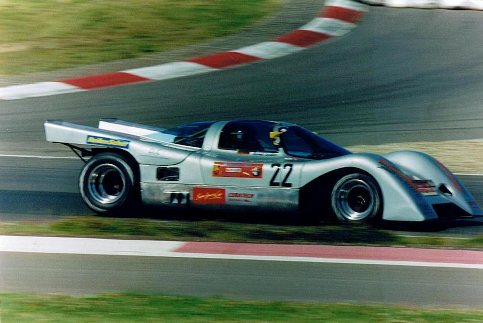 1969-1970 Martin-Ford BDA BM 7 Racing Sports-Prototype Coupe  Chassis no. BM7 Engine no. TBA