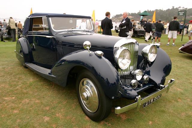 1937 Bentley  B129 JY