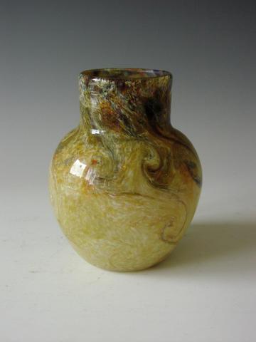 A Monart Vase, shape N,