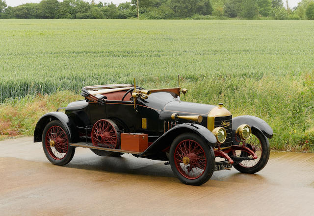 1915 SAVA 24/30hp  Sports two-seater A 2032