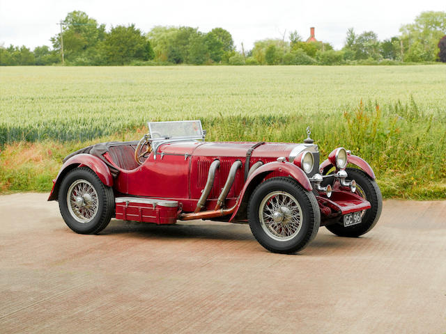 1929 7.1-litre Mercedes-Benz 38/250 Model SSK Short-Wheelbase Two-Seat Sports Tourer  Chassis no. 36045 Engine no. 76110