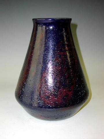 A Monart 'Stoneware' Vase, shape D,