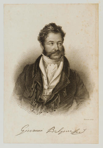 BELZONI (GIOVANNI BATTISTA)