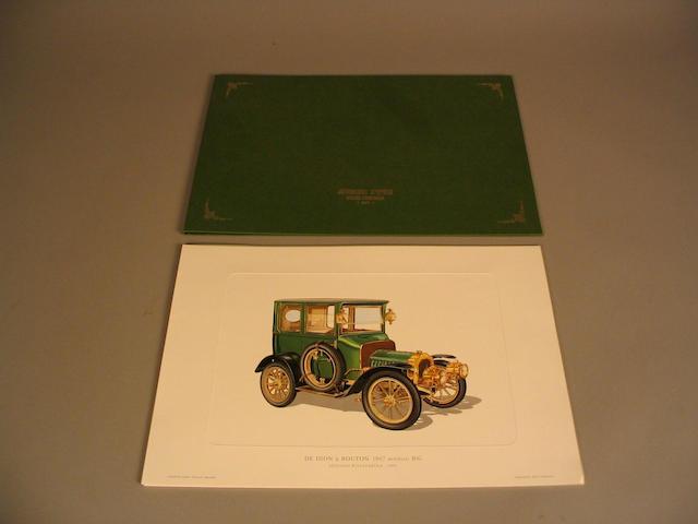 'Automobili D'Epoca', Edizione Pininfarina, 1966,