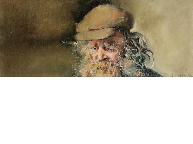 Robert Lenkiewicz Diogenes
