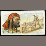 Allen & Ginter Pirates of the Spanish Main set (50), F-VG. (063)
