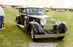 1934 Hispano-Suiza Type 68 J12 Pillarless Saloon 14034