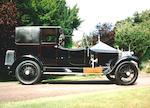1926 Rolls-Royce 20hp Brougham De Ville  Chassis no. GZK5 Engine no. G1671
