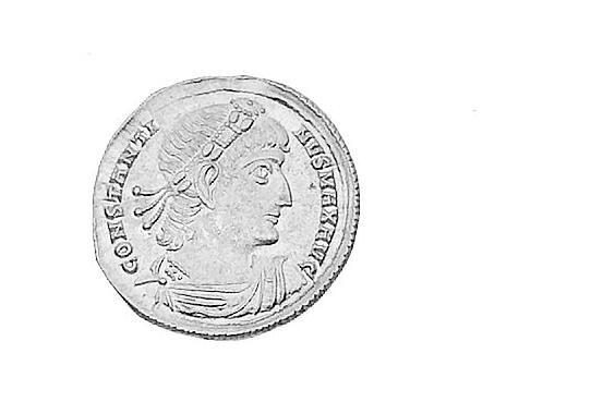 Constantine I, (AD 307-337), AV Solidus (4.37g). Nicomedia, Constantinus Max AVG, diademed, draped a