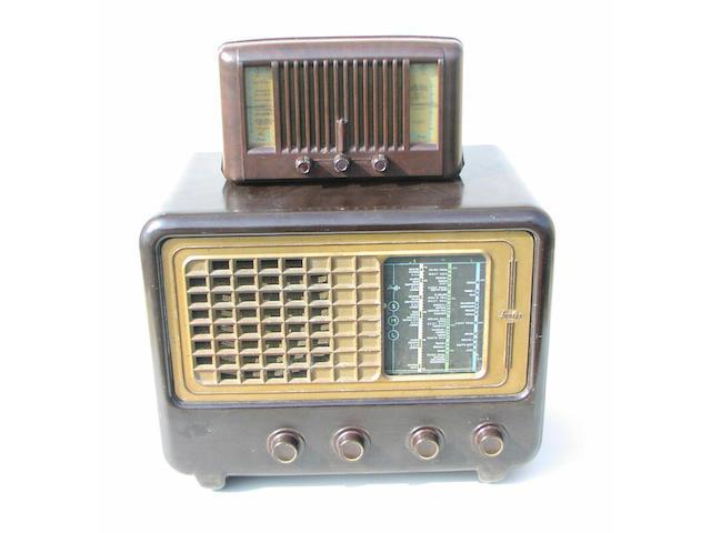 A Sobell type 599U receiver,