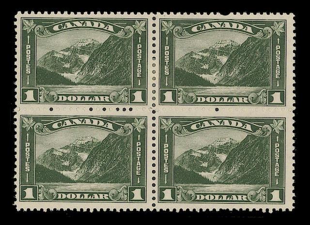 Canada: 1930-31 1c. orange (28), 1c. green (40), 2c. green (8), 2c. scarlet (22), 2c. brown (26), 3c