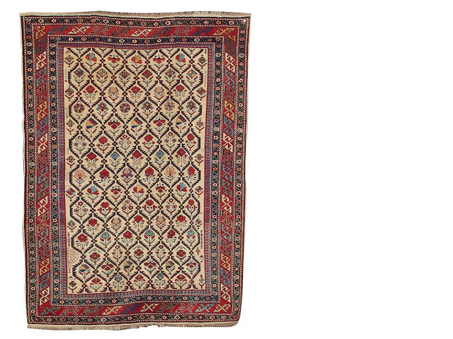 A Shirvan rug East Caucasus, 5 ft 1 in x 3 ft 11 in (156 x 119 cm)