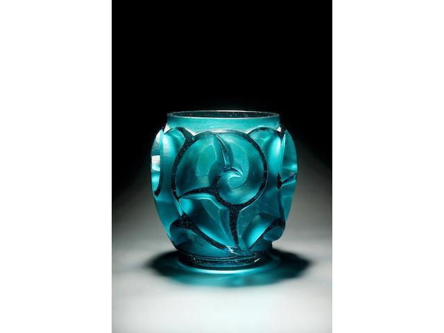 Tourbillons, A Lalique Vase